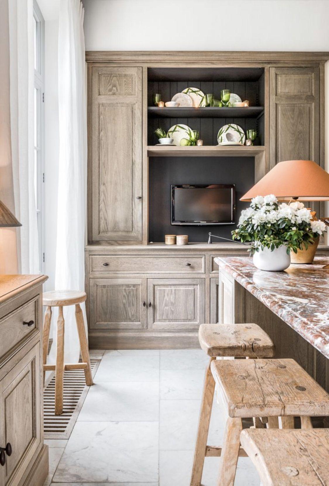 French Oak Cottage Kitchen Design Modern Kitchen Cabinet Design Italian Kitchen Design