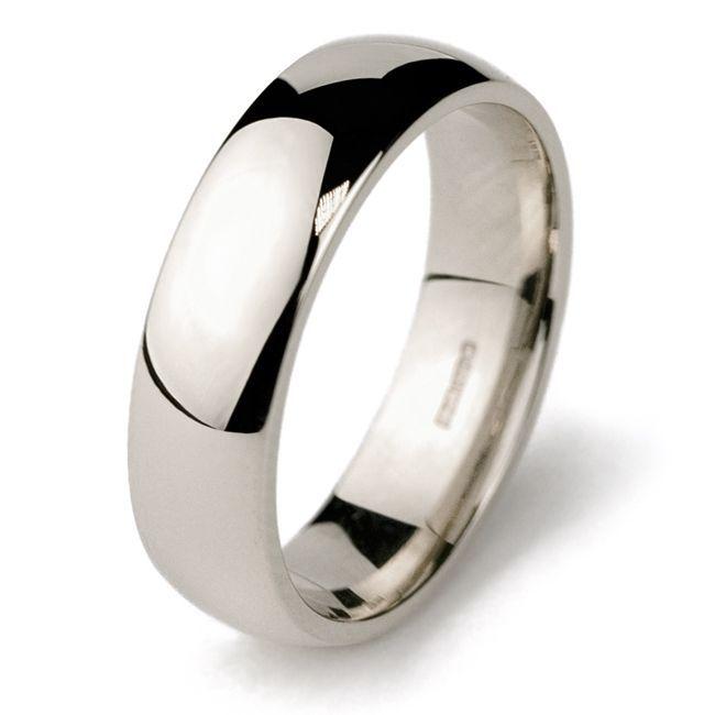 White Gold Wedding Bands For Men Something Simple Wedding Rings