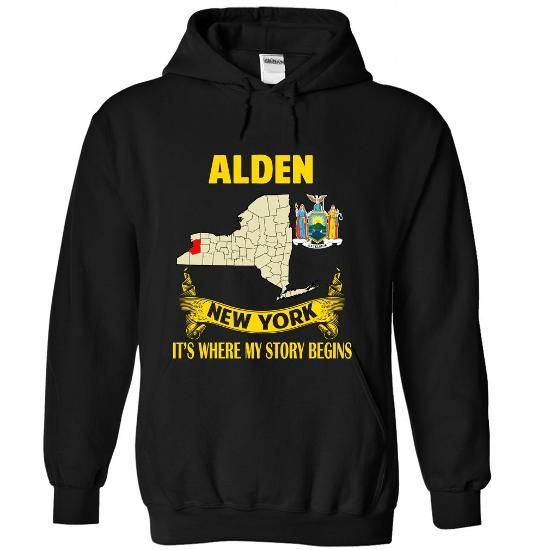 Alden - Its where my story begins! T-Shirts, Hoodies (38.99$ ==► BUY Now!)