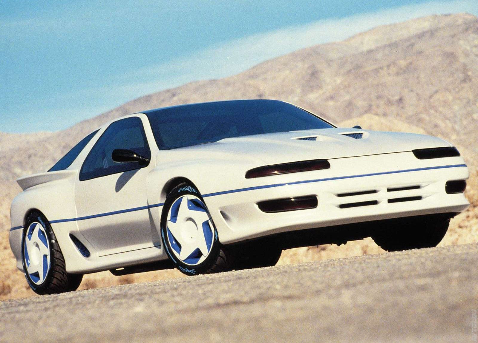 1990 Dodge Daytona RT Concept This is the car I wanted to buy, but ...
