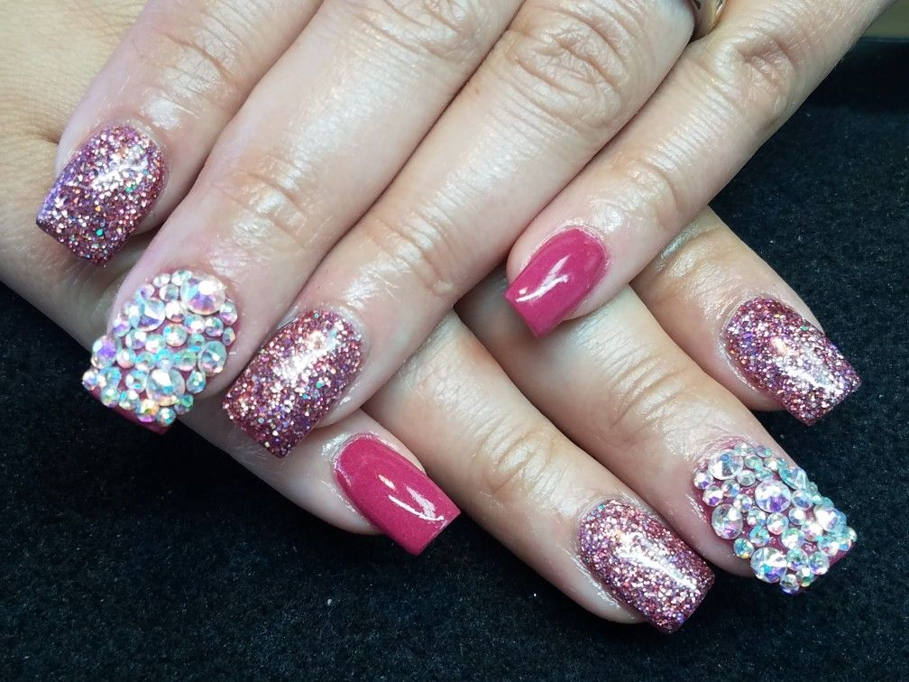 Pin by stephanie sanchez on Sculptured nail designs by me ...
