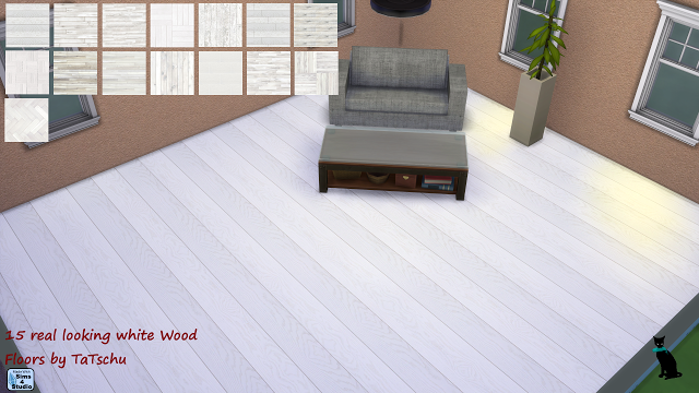 Sims 4 CC's - The Best: Floors by TaTschu`s Sims4-CC