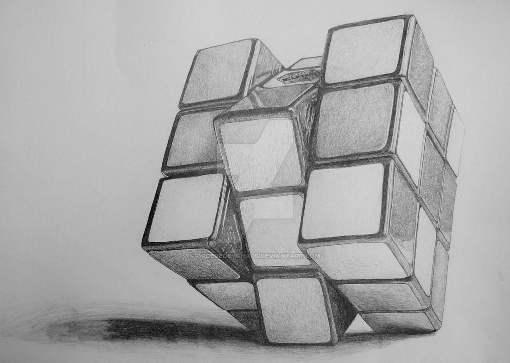 Картинки графического куба
