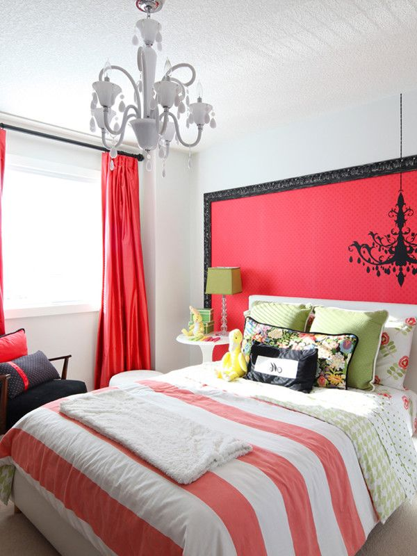 Girls Bedroom Decorating Ideas - Chic and Beautiful Room ideas