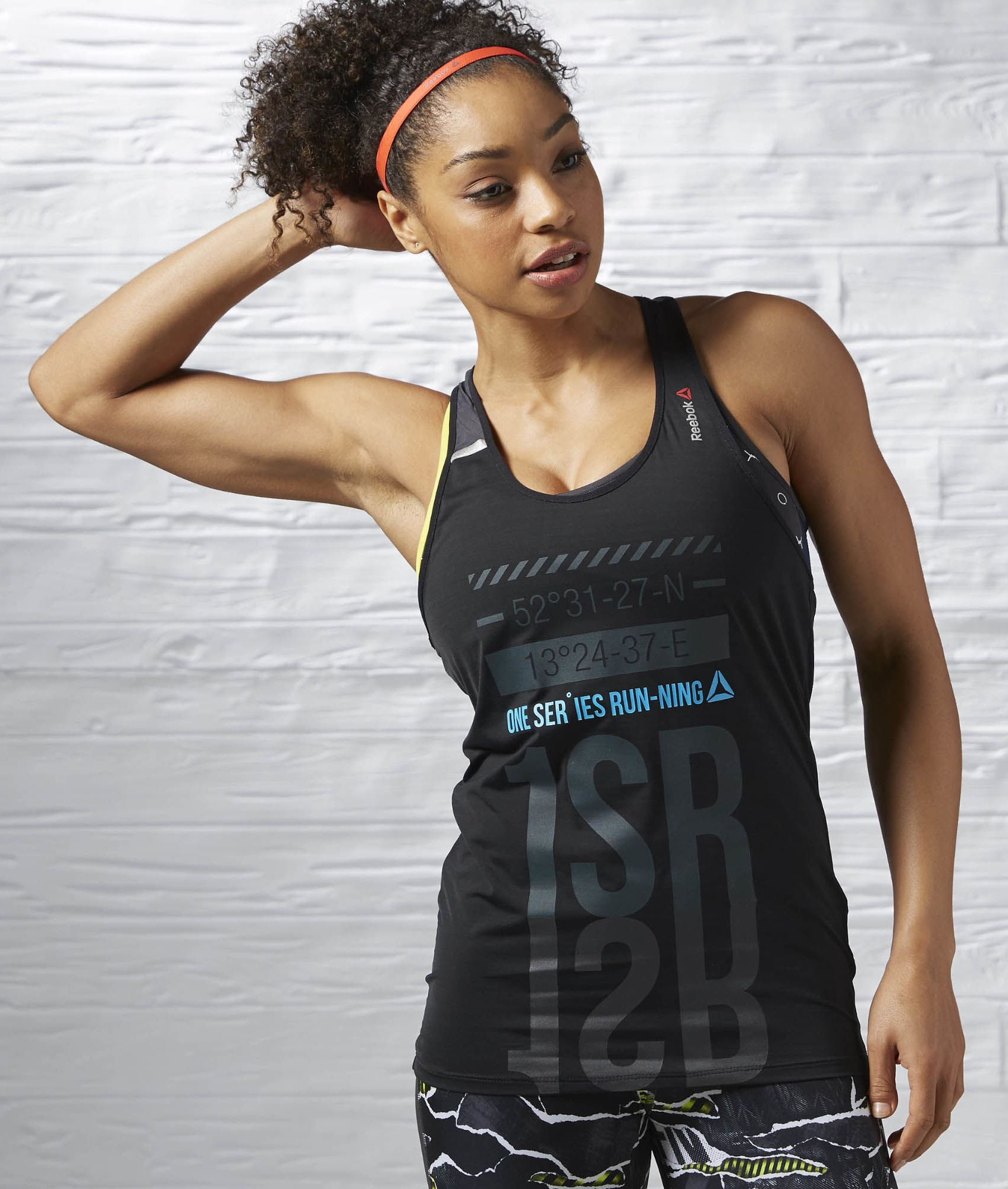 Reebok Running ACTIVChill Tank Top Women s in Black  bb80b8007