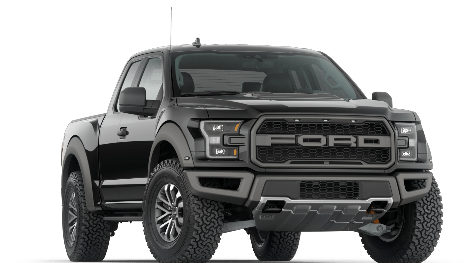 Exterior View Of 2019 F 150 Raptor Ford F150 Ford F150 Raptor Ford