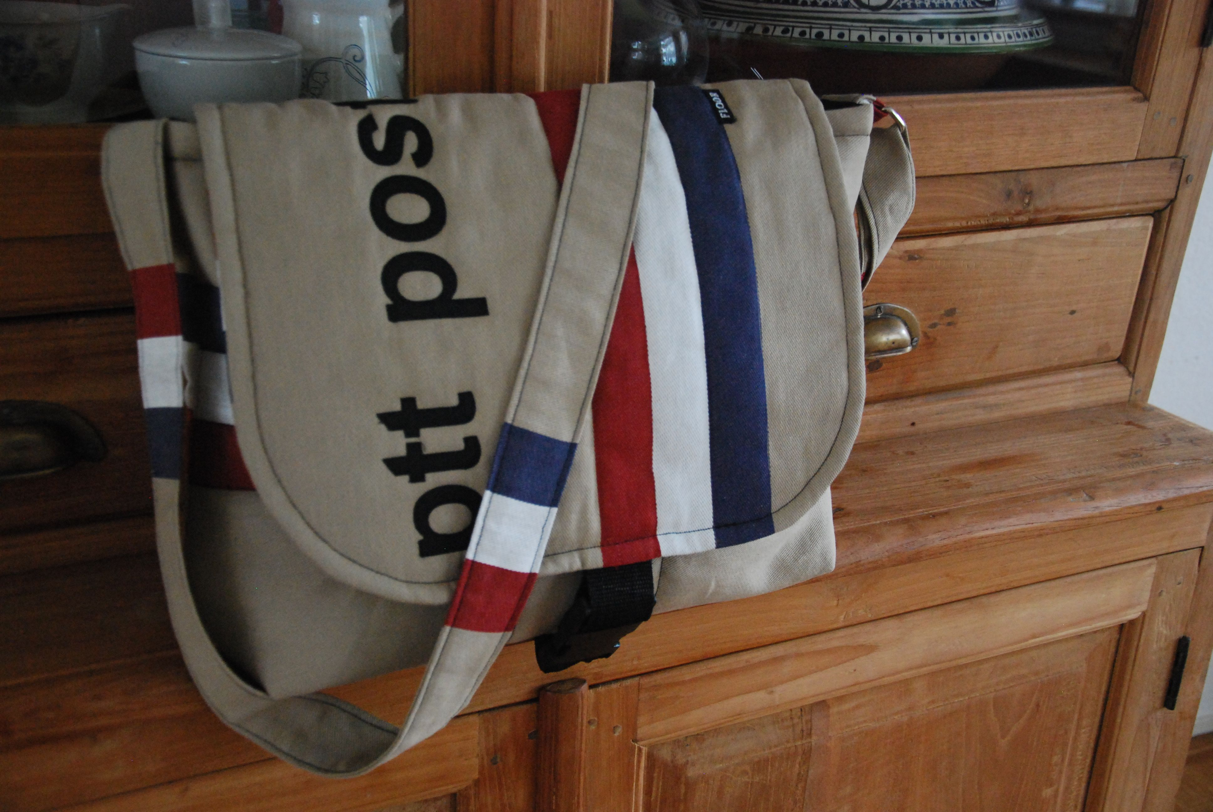 Unique bag.   Www.floortassen.nl