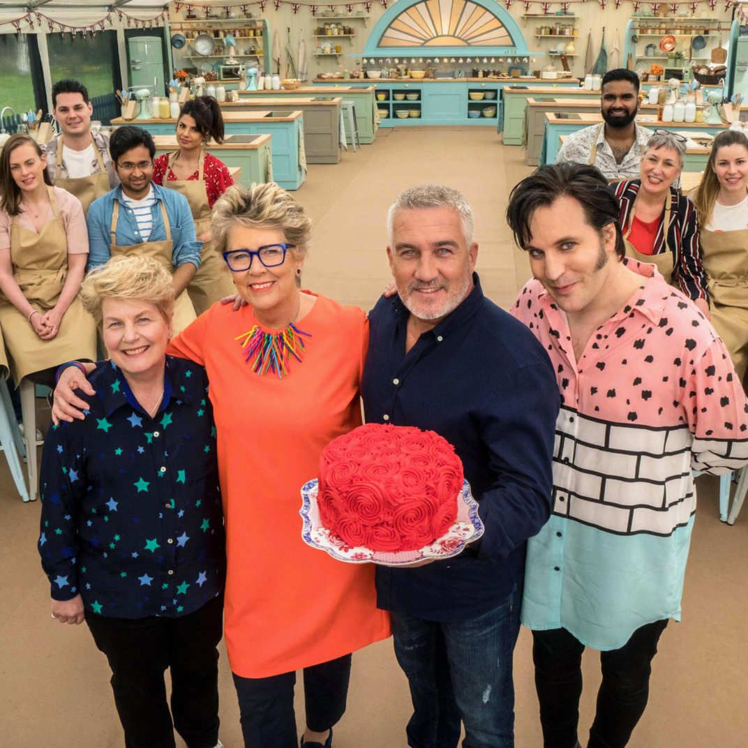 The Great British Baking Show's New Season Debuts on ...