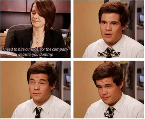 Adam Devine Is A Hero Lolol With Images Funny Pix Movie Tv
