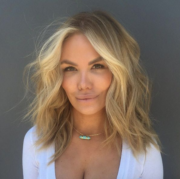 Layered Hairstyles Face Frame Low Maintenance Haircuts For Medium Hair 36