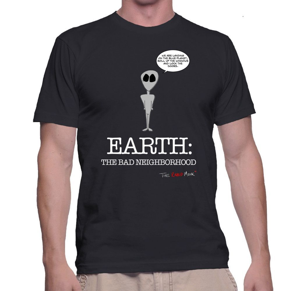 Earth: The Bad Neighborhood T