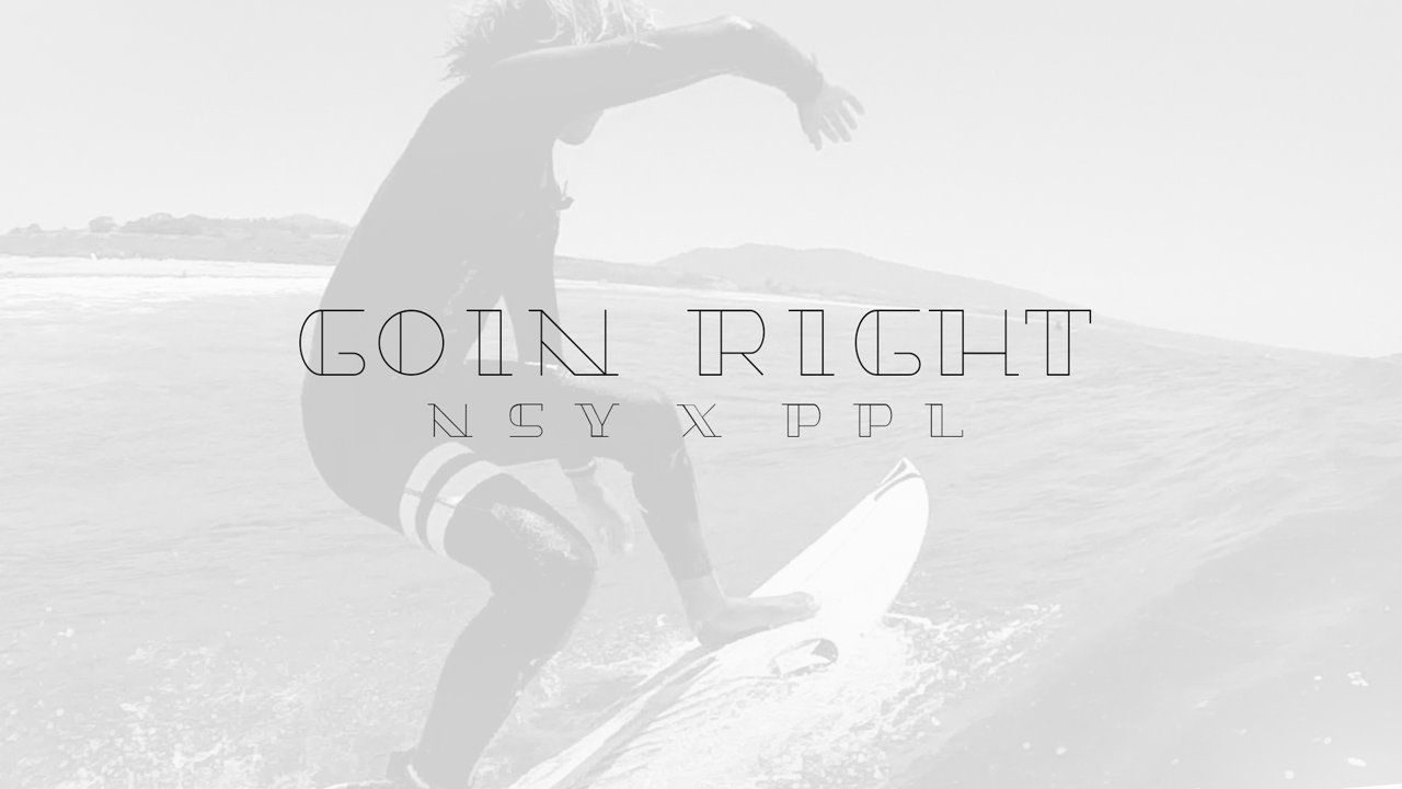 GOIN RIGHT. nice afternoon. with  Christian Wach Cam Richards Nathan Hedge Noah Beschen Cory Arrambide and MORE....  CAMERA : EDIT / ERIK DE...