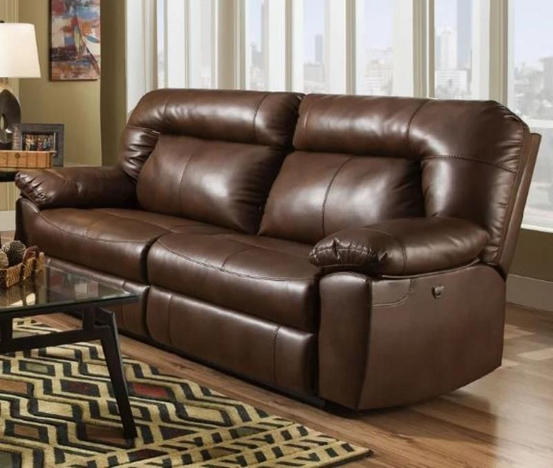 8 Faux Leather Reclining Sofa Options That Make the Room ...