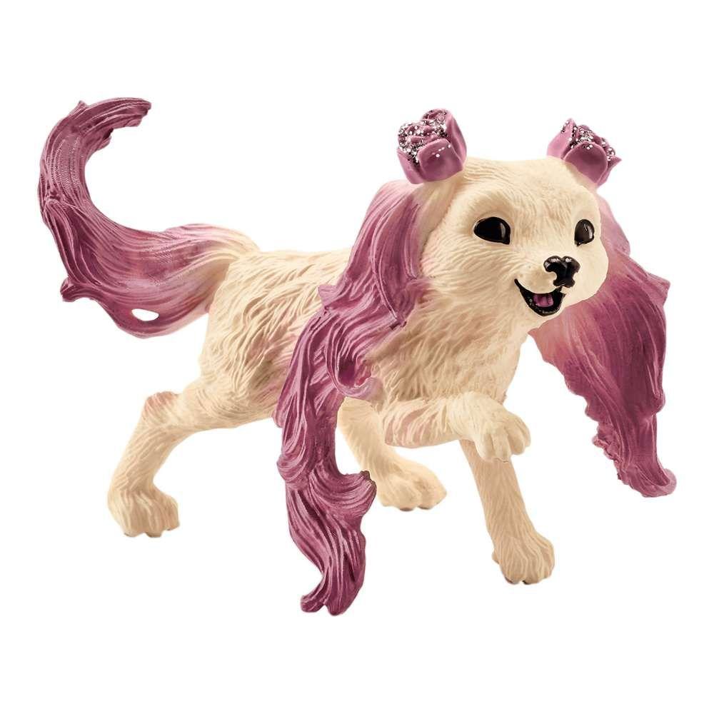 Schleich Bayala Feyas Rose Doggy Puppy Elf World Action Figure 70526 Ebay Safe Dog Toys Animal Figures Schleich