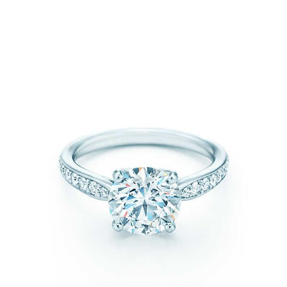 Tiffany Engagement on Pinterest