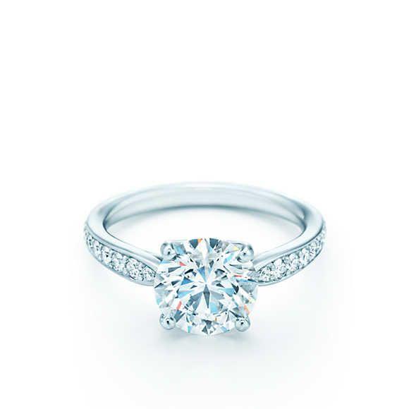 Tiffany Harmony 174 With Bead Set Band Wedding Amp Engagement
