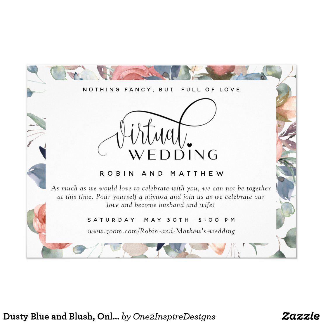 Wedding Shower Zoom Background