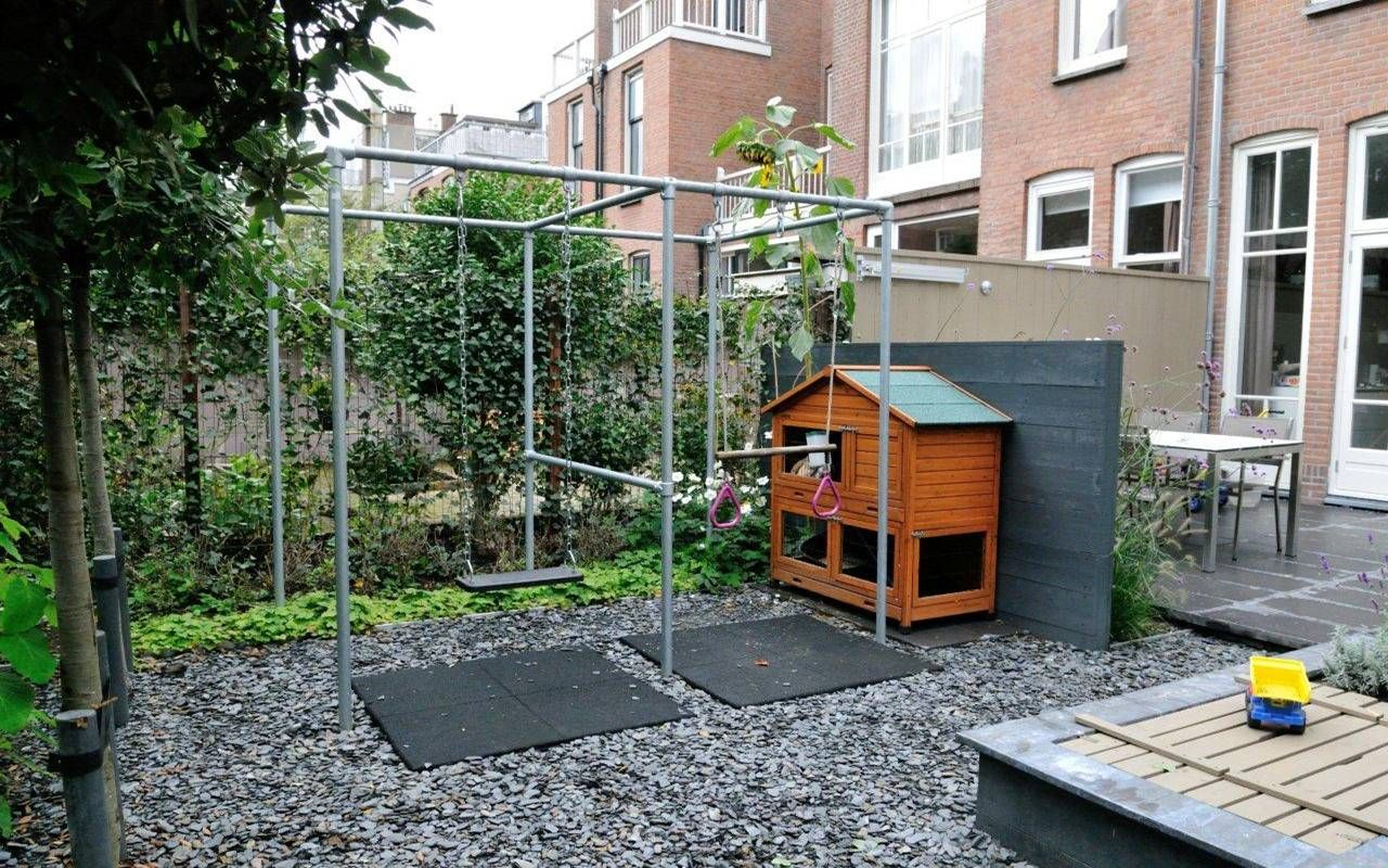 Outdoor play, tuin and swings on pinterest