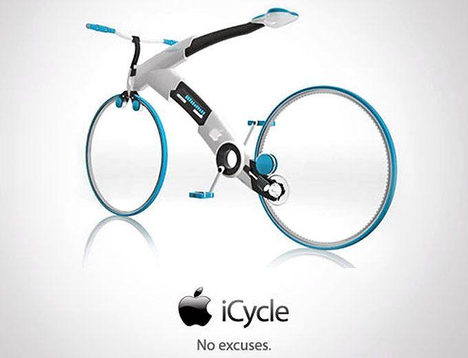 Apple iCycle - usefull gadget