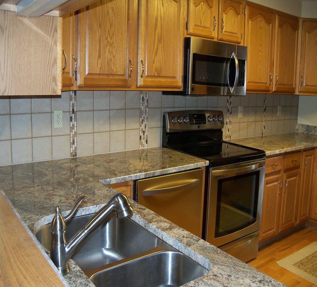 Costco Granit Küchenarbeitsplatten (mit Bildern