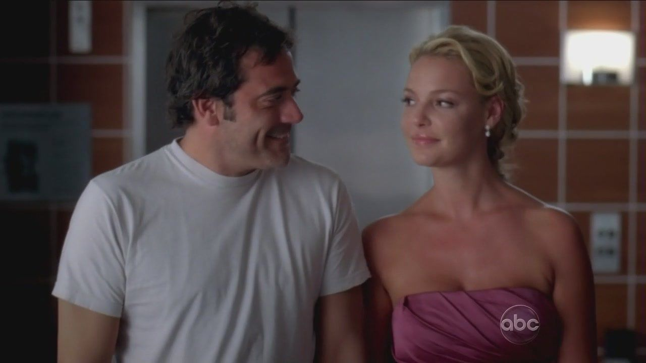 Denny and Izzie \
