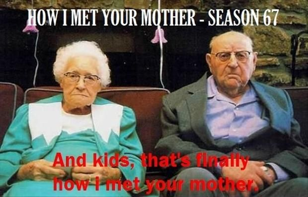 """22 Funny """"How I Met Your Mother"""" Pics"""