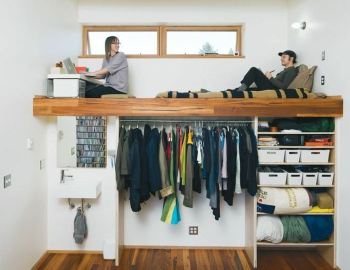 Hochbett Fur Erwachsene 30 Super Ideen Future 3 Small Bedroom