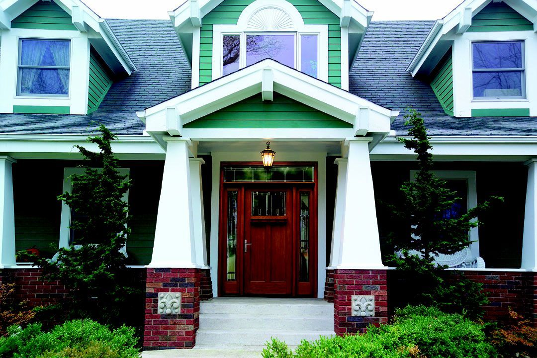 Spruce up your entryway with a new exterior door Front or back