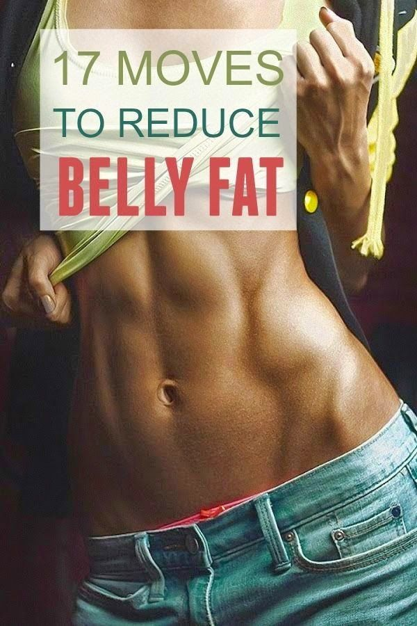 What are some tips to lose belly fat fast