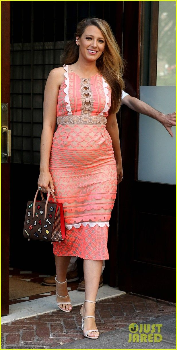 Blake Lively Is Having The \'Most Rewarding Acting Experience ...