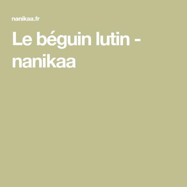 8bf7c59d90f7 Le béguin lutin