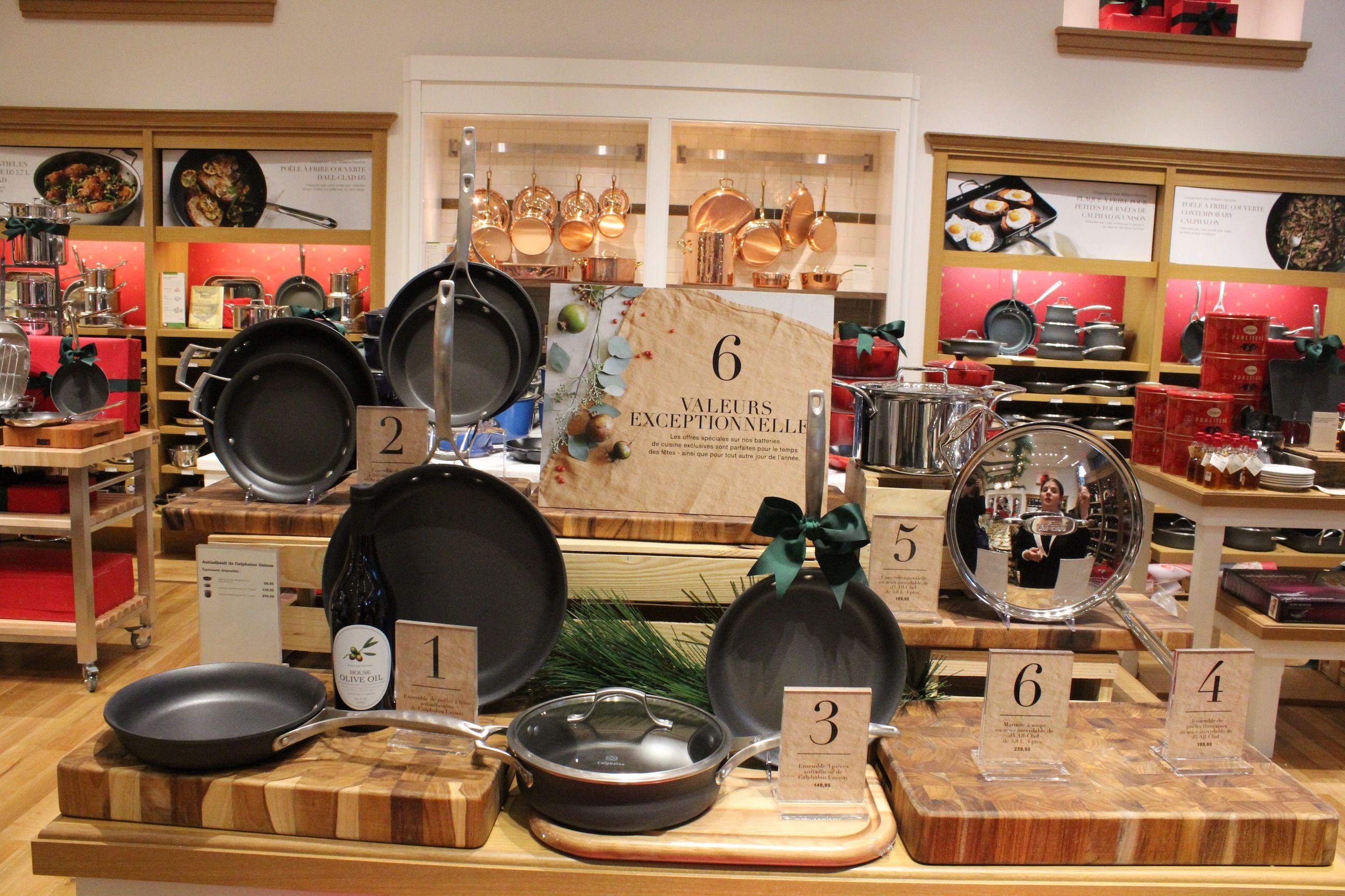 William Sonoma Table Arrangement Kitchen Store Kitchen Table Table Arrangements