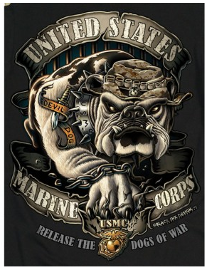 Marine Corps Devil Dog Pictures