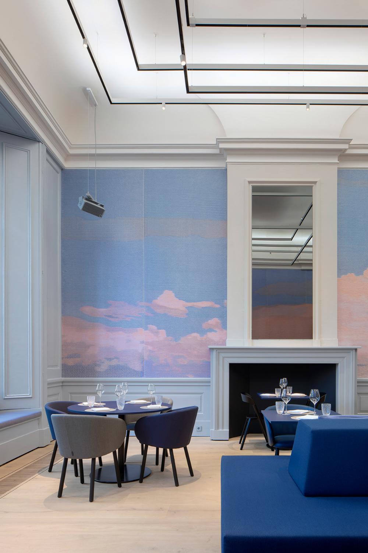 Interior Design Studio Amsterdam design studio i29 referenced the rich past of amsterdam's
