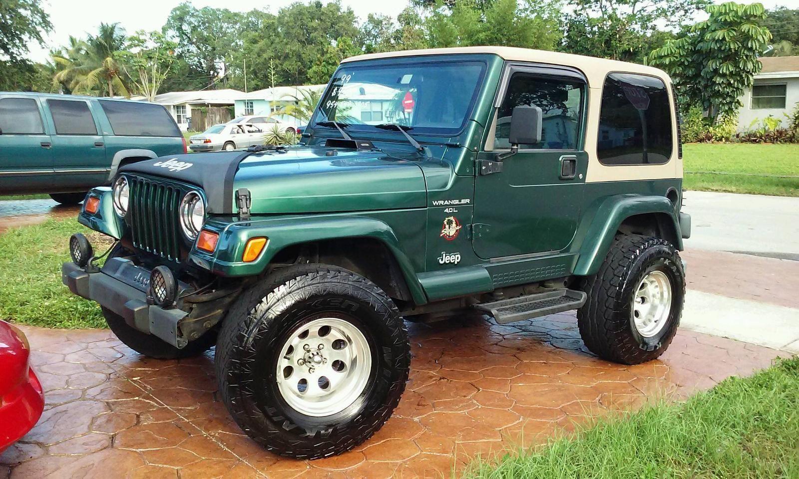 Car brand auctionedjeep wrangler sahara sport utility 2
