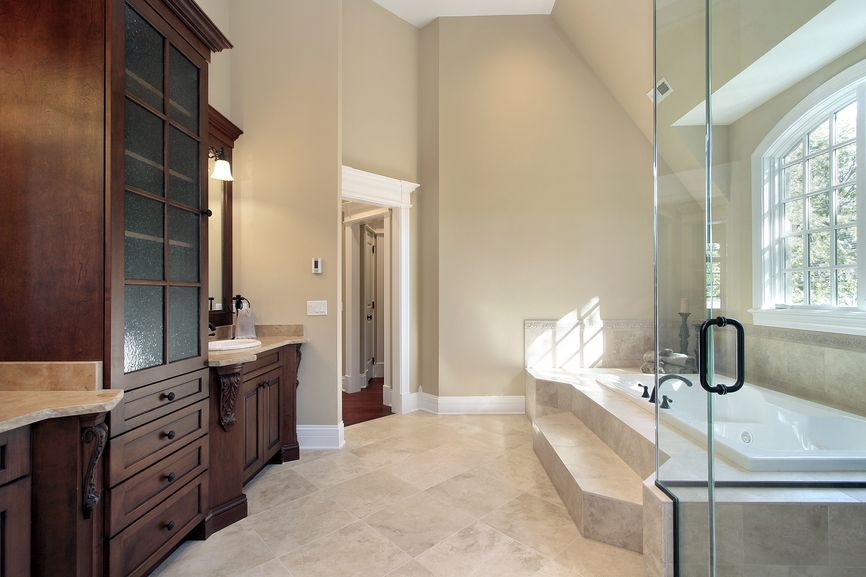 Digital Art Gallery  Custom Master Bathroom Design Ideas for