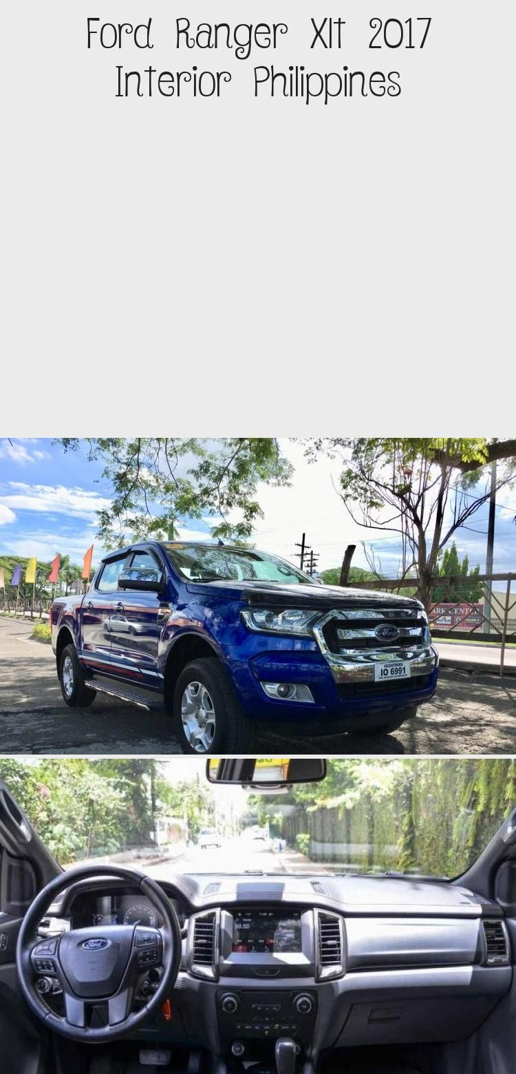 Ford Ranger Xlt 2017 Interior Philippines In 2020 Ford Ranger