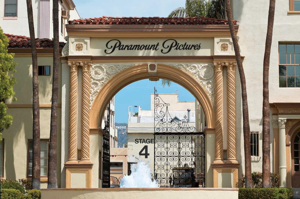 Paramount Pictures Studio Tour Dog Friendly