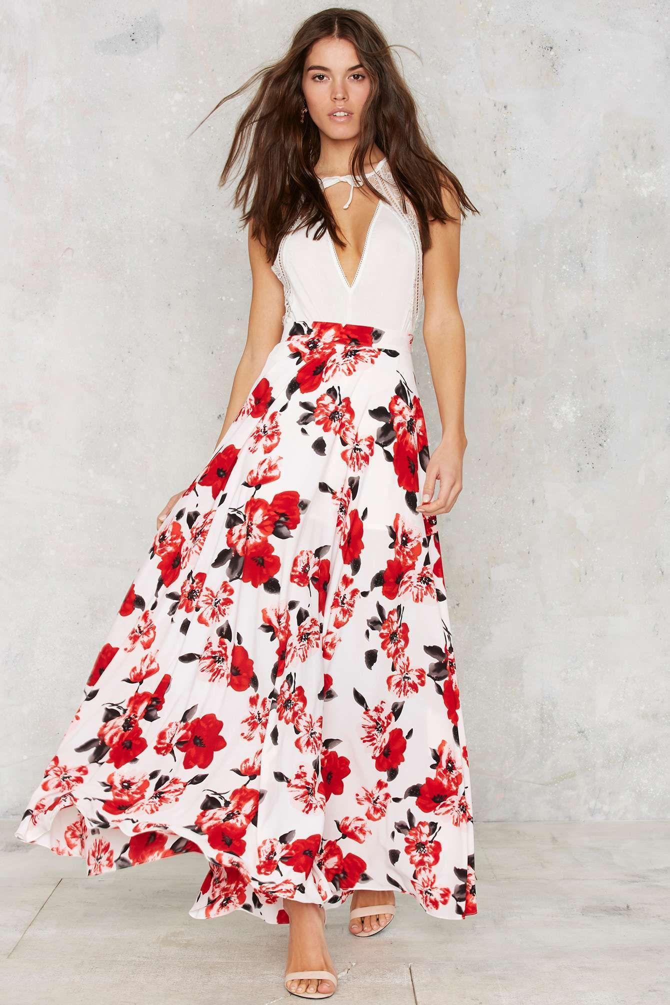 Do You Even Crêpe Maxi Skirt   Shop Clothes at Nasty Gal!   Trend ...