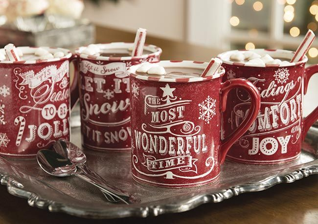 Mommy And Me Snow Mugs 16 Oz And 5 Oz Mugs Brand New In Gift Box Dishwasher Safe