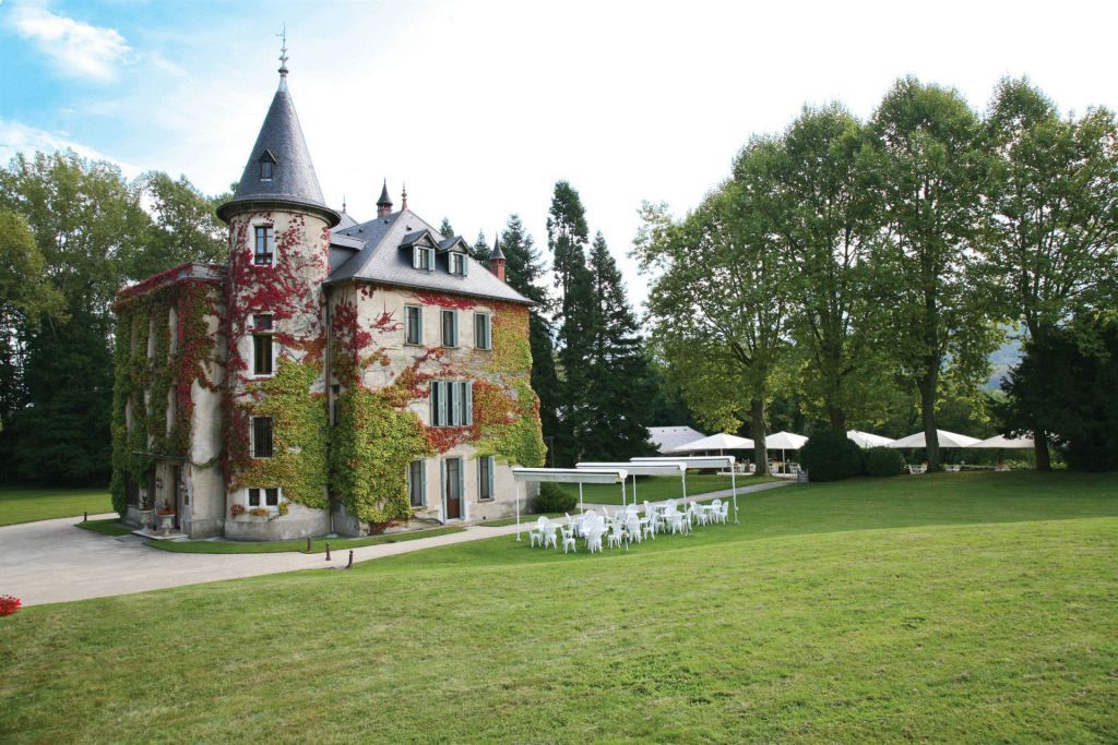 castle 11 rooms for sale on CHAMBERY (73000) Luxury real