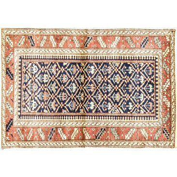 "Check out this item at One Kings Lane! Seychour Caucasian Rug, 2'8"" x 4'"