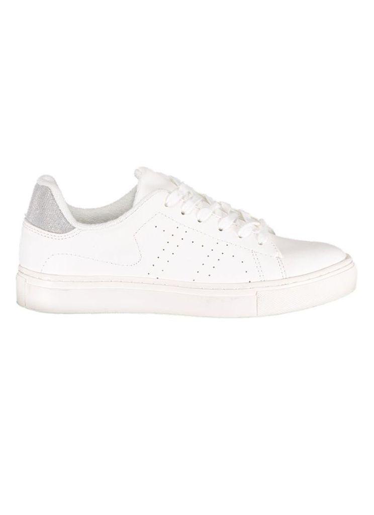 fb78e1af637 Vero Moda vmawesome sneaker Dames kleding Schoenen snow white € 49,95 ✓ Direct  leverbaar uit de webshop van Express Wear