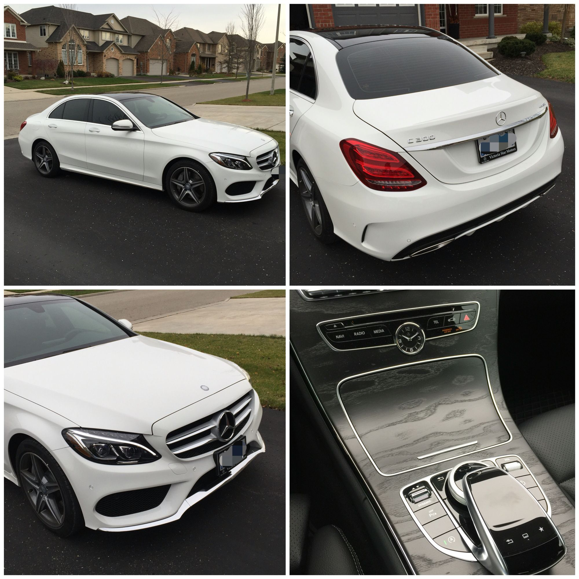 Ready For More Business In 2016 Mercedes C300 4matic Mercedes