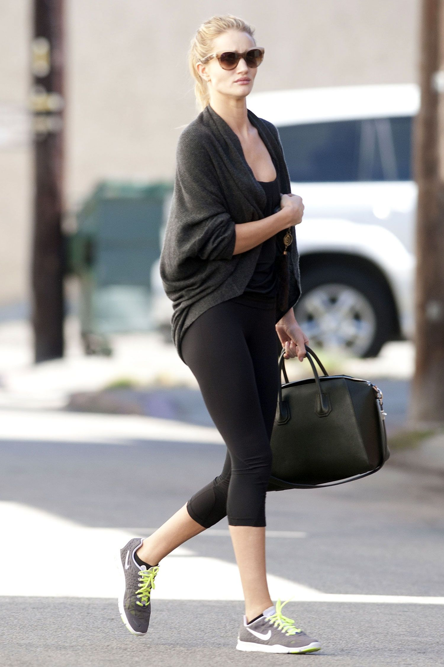 Celebrity Workout Clothes — Fitness Ambassadors ...