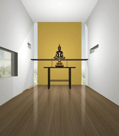 Mustard Wall Design, Pictures, Remodel, Decor and Ideas | Johnny\'s ...