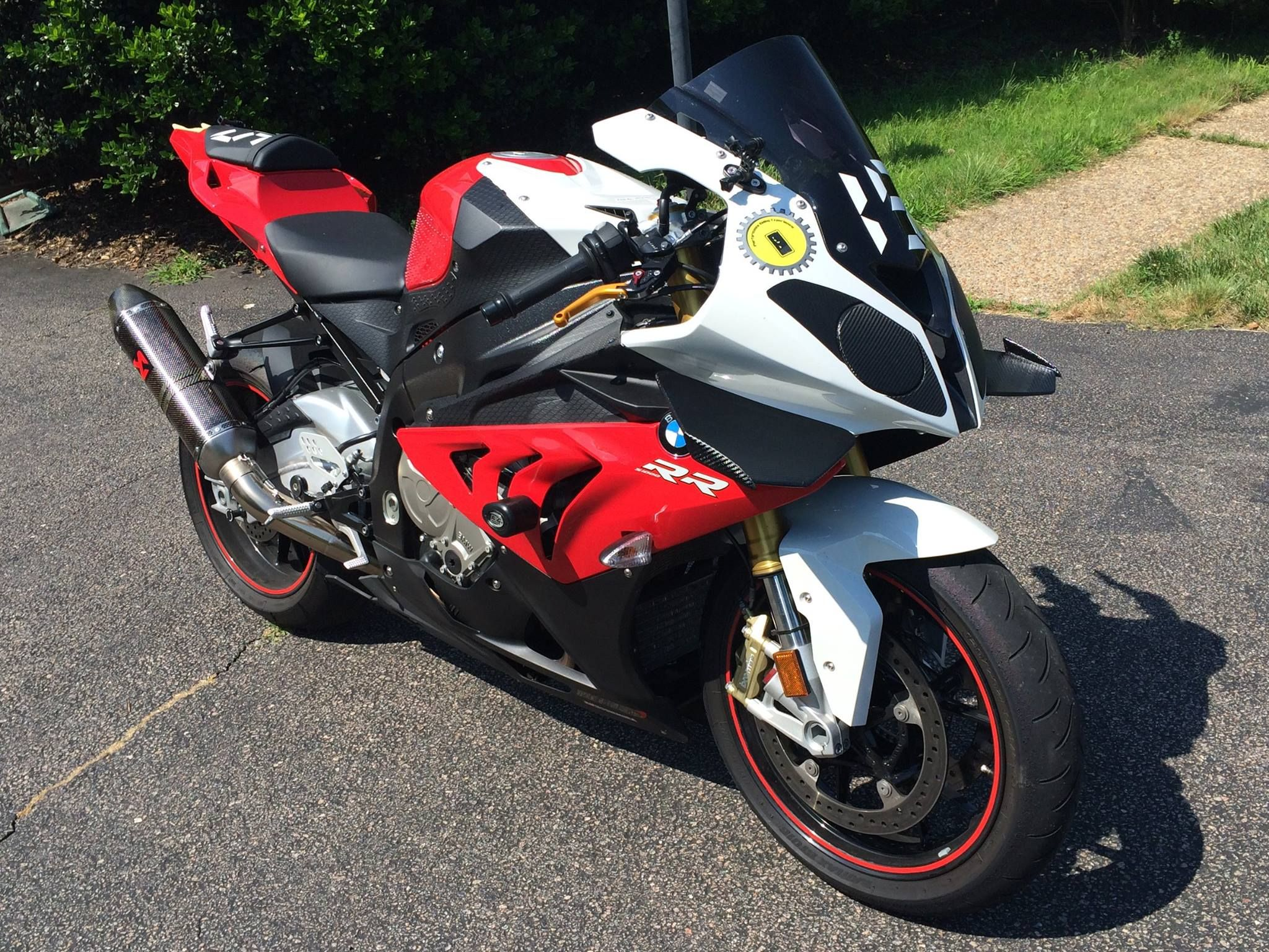 3d Printed Winglets For Bmw S1000rr Bikes Bmw S1000rr 3d