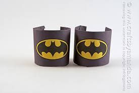 Image result for batman crafts