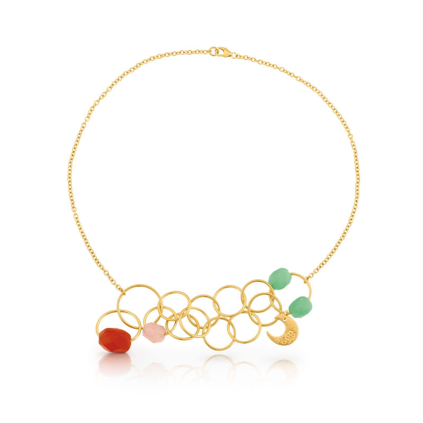 Locura Necklace with Gemstones by Tous | J is for Jewelry ...