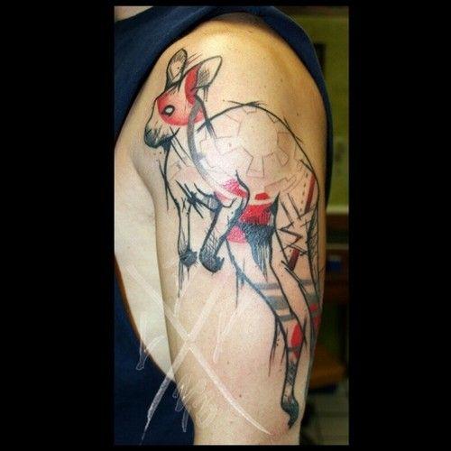 Austin Watercolor Tattoo: Tattoos, Body Art, Watercolor